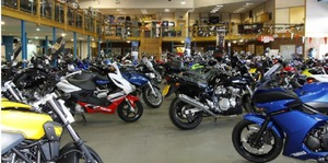 Фото: For hire: Big Bike Rental Bangkok